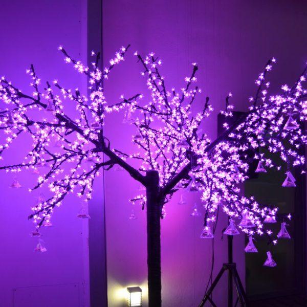 Arbre Lumineux Decoration Location Luminaires