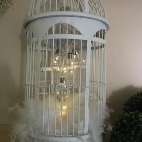 Cage A Oiseaux Vintage