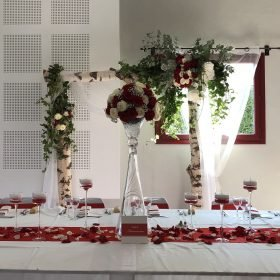 Ceremonie Arche Bois Blanc (2)