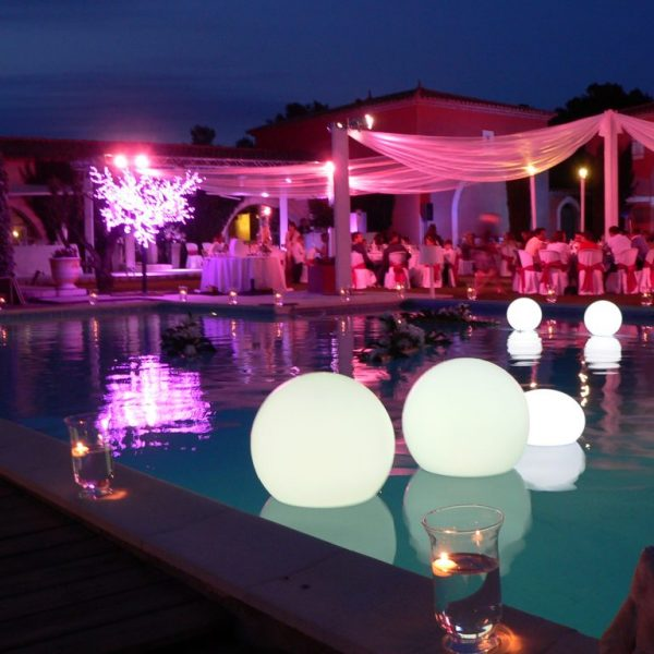 Mise En Lumiere Location Pink Event
