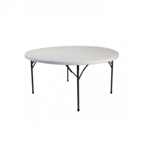 Location Table Pvc Ronde 180 Cm