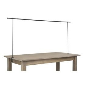 Barre Decorative Pour Table Ajustable Metal Noir Location