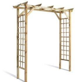 Arche Rectangulaire En Bois