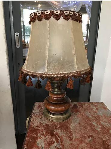Lampe Avec Abat Jour Vintage Location