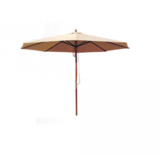 pink event location decoration materiel parasol ecru mariage 300cm